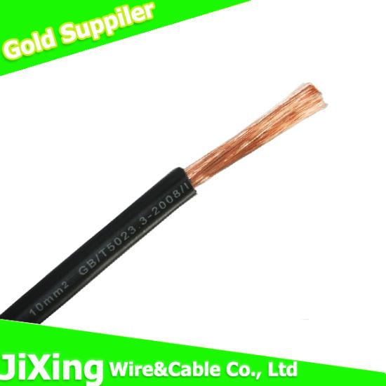 China RV Series Cable Wire Thin Copper Wire - China Thin Copper Wire ...