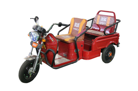 Best Selling Electric Tricycle for Old People Driving--Folding Tricycle