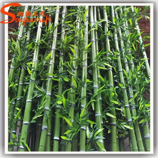 china nearly natural green artificial lucky bamboo tree - china