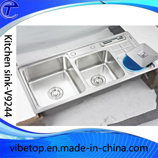 Stainless Steel Sink Kitchenware pictures & photos