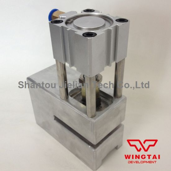 Easy to Tear Pneumatic Punching Device for Plastic Bags