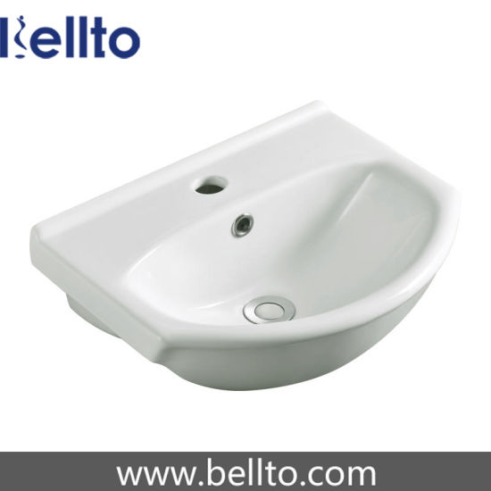 Semi Recessed Sink for bathroom vanity units (5021B) pictures & photos