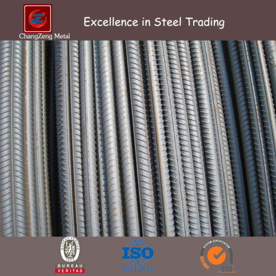 Structural Beam High Yield Reinforcement Steel Rebar pictures & photos