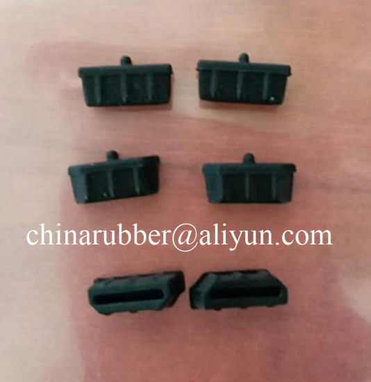 Black Rubber USB a Type Female Anti Dust Plugs Stopper Cover USB Protective Cover Black Rubber USB a Type Female Anti Dust Plugs