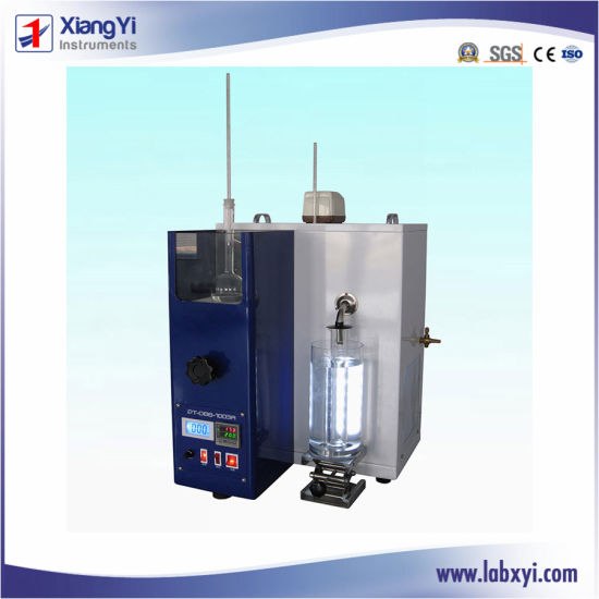 PT-D86-1003A Distillation Tester for Petroleum Products