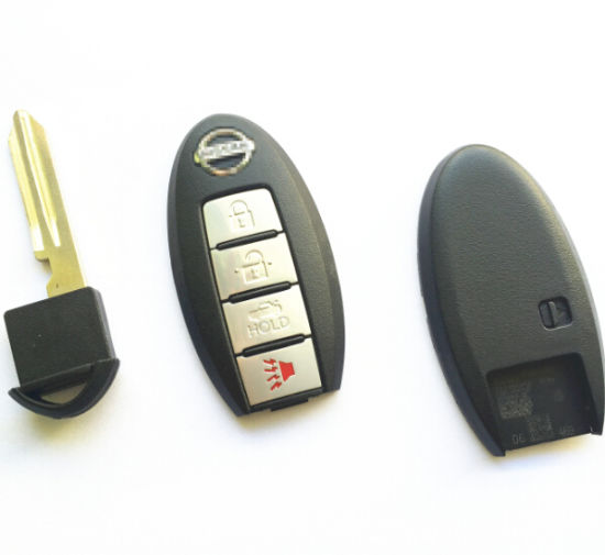Car Key for Locksmith Nissan Teana Key Smart Keys Qn-RF402X pictures & photos