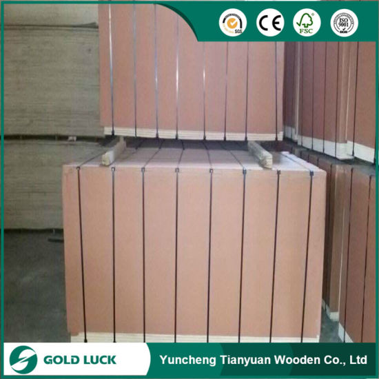 8′x4′ Commercial Plywood Packaging Use Hot Sale Market The Philippines pictures & photos