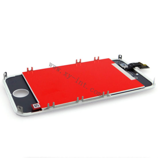 High Quality Original Mobile Phone LCD Touch Screen for iPhone 4 Replacement pictures & photos