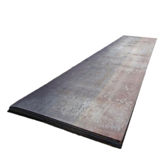 Steel Material A588 S355j0wp S355j2wp Corrosion Resistant Corten Steel Plate