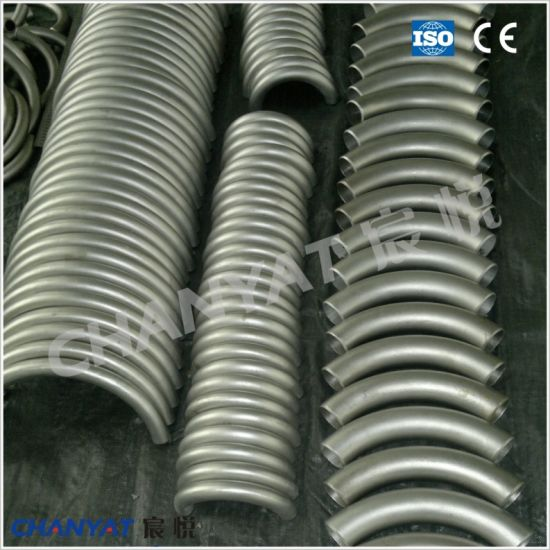 10d Stainless Steel 90 Degree Bend A403 (WP304, WP310S, W316) pictures & photos
