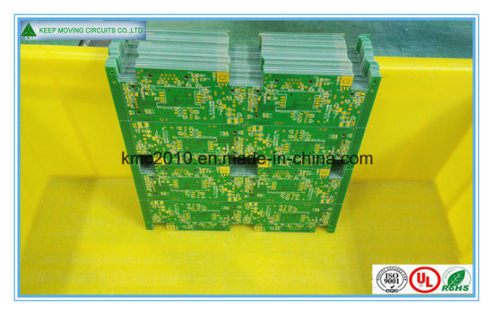 2-Layer Fr4 High Quality Immersion Gold BGA PCB Circuit Boards pictures & photos