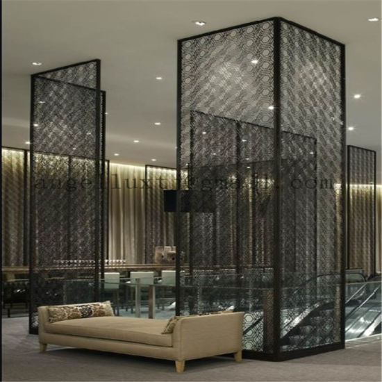 China Foshan Factory 201 Stainless Steel Modern Style Room