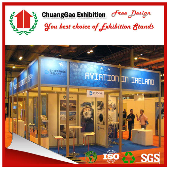 Exhibition Booth Reference : China standard exhibition booth for modular display stand