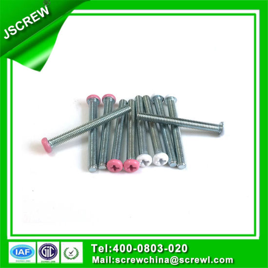 ISO 7045-1994 Pan Head Screws with Type H or Type Z Cross Recess pictures & photos