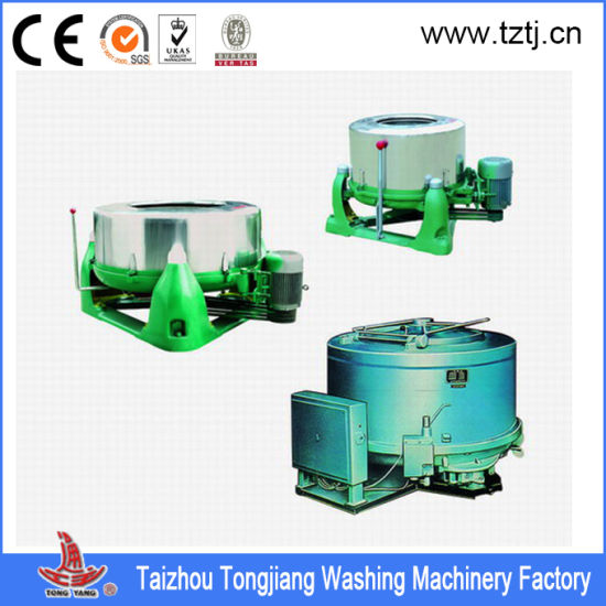 25kg to 500kg Industrial Laundry Use Hydro Water Extractor (SS)