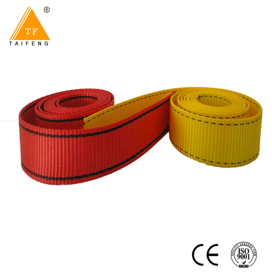 Factory Price Hot Sale High Quality Tenacity Strap Equipment Packaging Different Colorful Wholesale Cheap Customized High - Strength PP Polyester Webbing