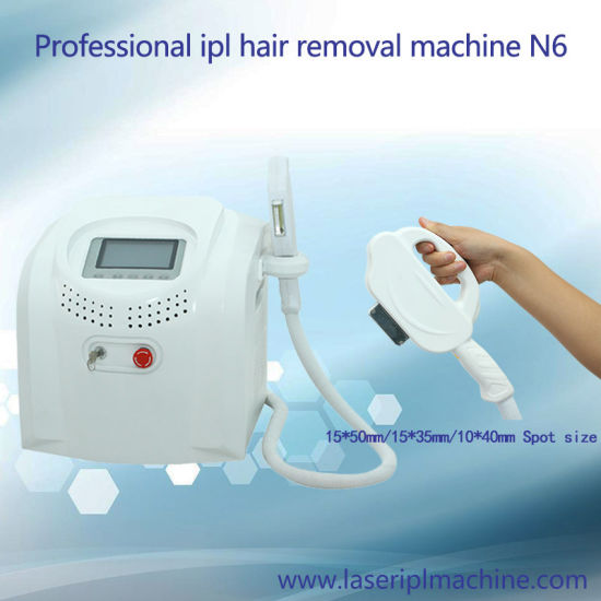 N6c Advanced Shr IPL Technology Shr Permanent Hair Removal Machine pictures & photos
