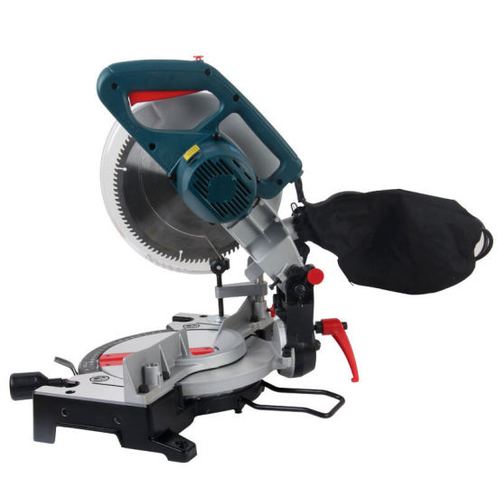 "10""Compound Electric Miter Saw (255mm, 1650W) pictures & photos"