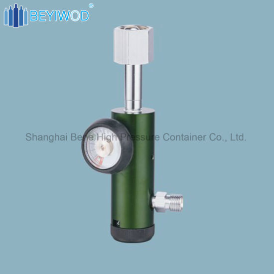 China Gas Safety Device Medical Oxygen Regulator Philippine