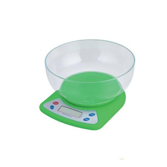5000 Gram Food Bowl Scale Digital Kitchen Lab Diet New