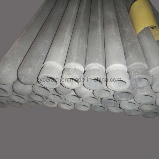 Silicon Nitride Thermowell for Molten Aluminum