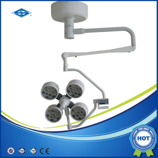 LED Shadowless Ceiling Operating Room Surgical Lamp (YD02-LED3) pictures & photos