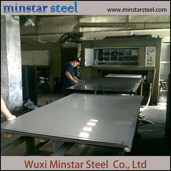 China Decoration Stainless Steel Sheets