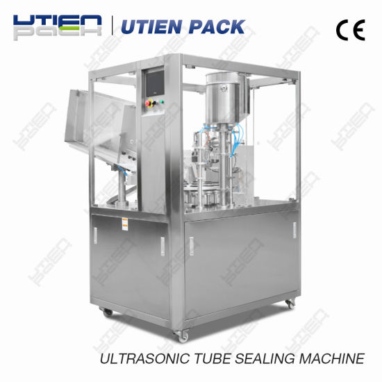 Automatic Ultrasonic Plastic Tubes Sealing Machine for Cream (DGF-25C)