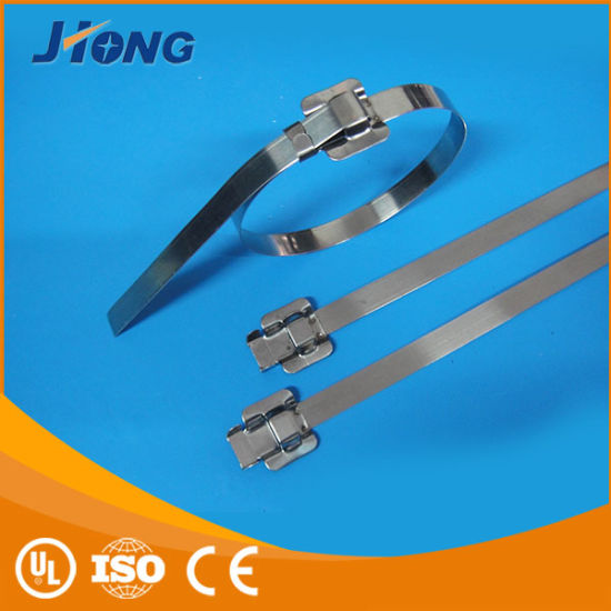 316 Stainless Steel Releasable Reusable Cable Ties pictures & photos