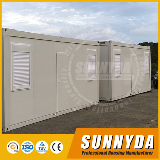 Global Environmental 20FT Flat Pack Mobile Home for Office