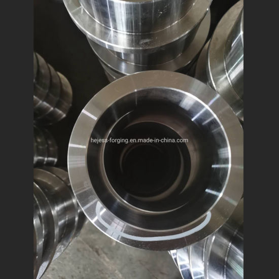Customized Hot Forging CNC Precision Single Acting Hydraulic Cylinder