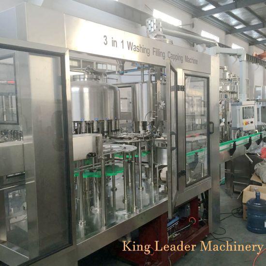 500ml Pet Bottle Mineral Water Filling Plant Water Filling Machine
