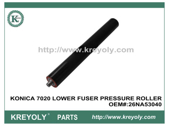 Konica 7020 Lower Fuser Pressure Roller 26NA53040 pictures & photos