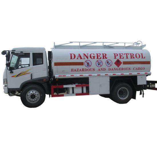 FAW 4X2 Fuel Tank Truck 8000liters 10000liters