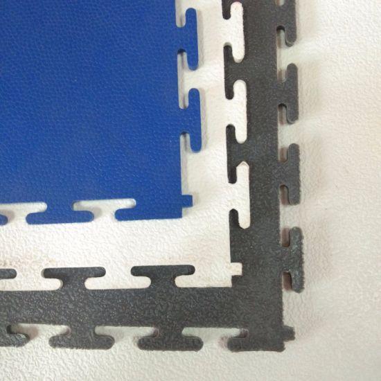China Esd Pvc Interlocking Floor Tile Anti Static Pvc Floor For