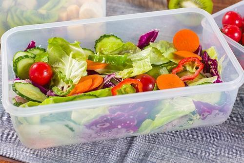 Leak Proof Kitchen Food Containers OS