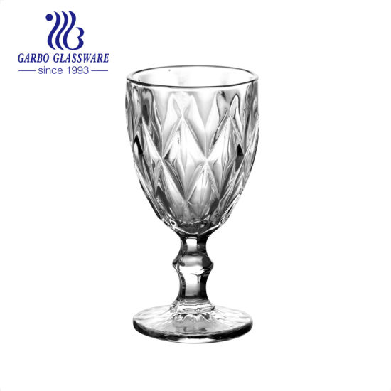 3.5 Inch Glass Candle Holder with Longtem (GB2259DZS)