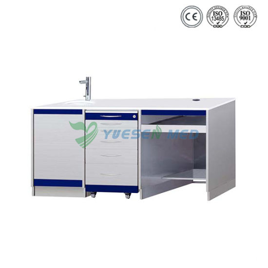 Medical Ysden-Zh03 Mobile Dental Clinic Cabinet pictures & photos