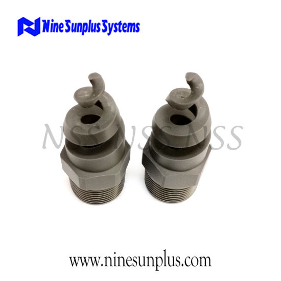 Cleaning Machine Spiral Nozzle for Dust Control