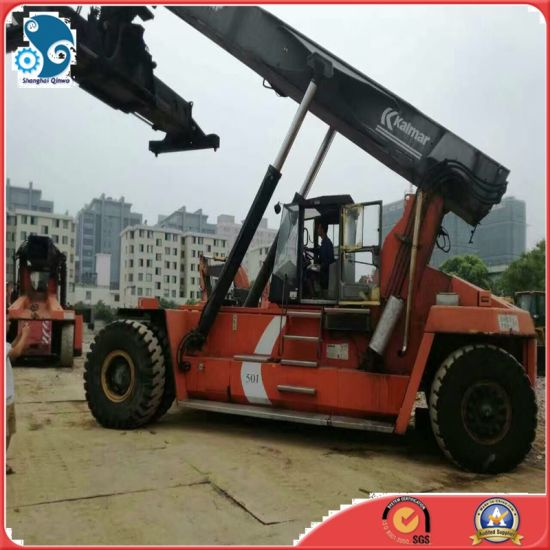 Array - kalmar reach stacker for 45ton containers lifting height 15100mm  rh   qinwomy en made in china com