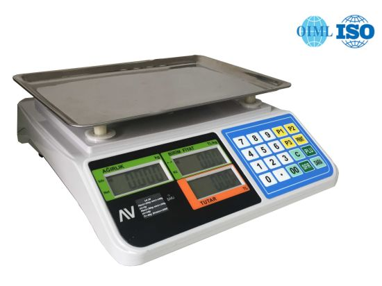 Electronic Weighing Scale Digital Price Computing Scale (LH With Pole)