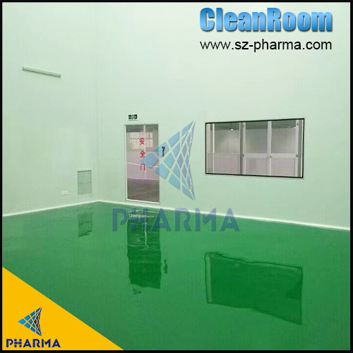 Clean Room Cleanroom Project Supplier with Clean HVAC System