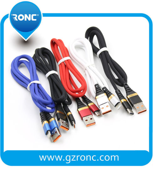 Mobile Phone Accessories Data Charging USB Charger Cable