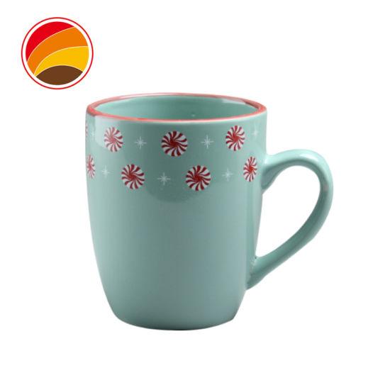 China New Design Beautiful Stoneware Mug Blank Color Mug Ceramic Mugs China Ceramic Mugs And Beautiful Stoneware Mug Price