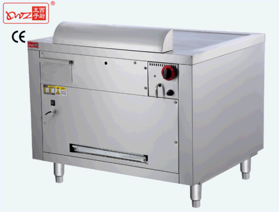 Gas Stove Top Teppanyaki Grill Equipment