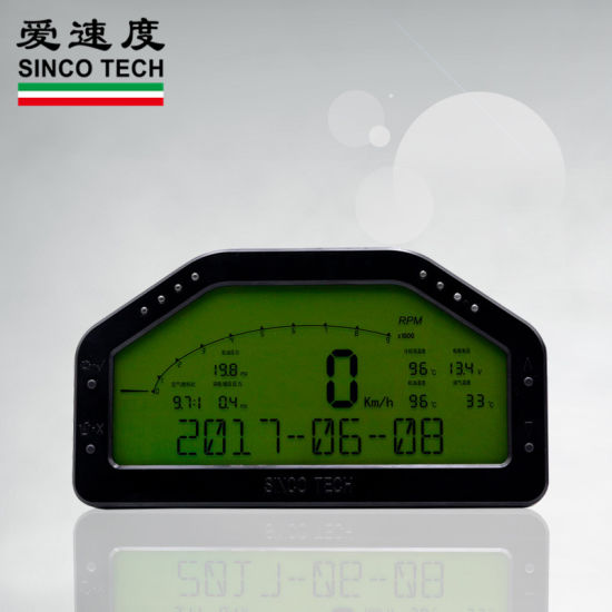 Do908 8 LED Lights with Sequential Indicator Function