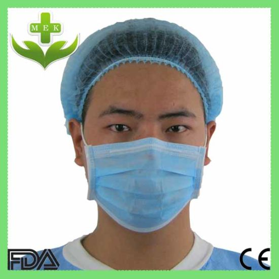 Factory Wholesale Disposable Nonwoven Face Mask pictures & photos