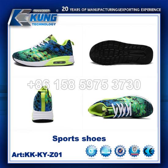 Wholesale Factory Men Fashion Sport Shoes