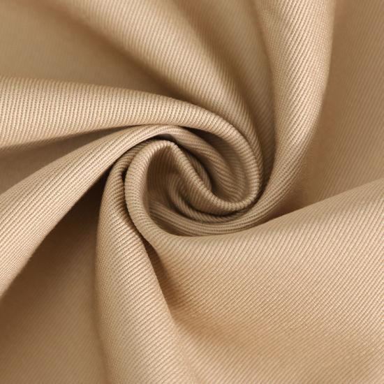 Good Quality Tencel / Linen Spandex Plain Fabric