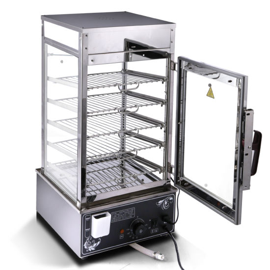 Commercial Desktop Steamer Cabinet Steamed Bread Machine